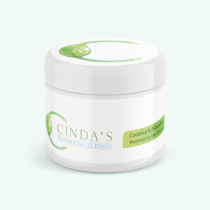 Coconut and Avocado Moisturizing Day Cream
