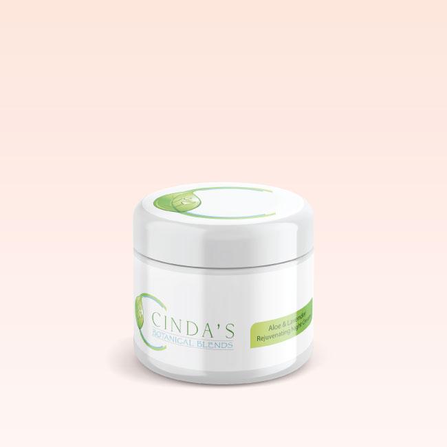 Aloe & Lavender Rejuvenating Night Cream