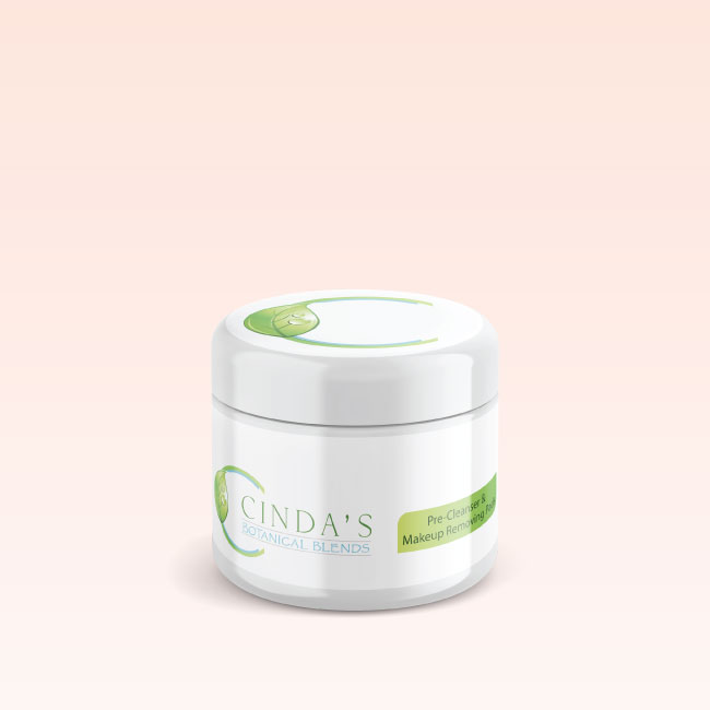 Pre-Cleanser & Makeup Removing Pads